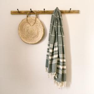 Hammam håndklæde - Celia