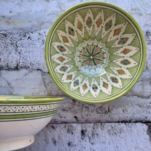 Marokkansk keramikskål - Paja, fra 25 cm i dia.