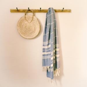Hammam håndklæde - Léonore