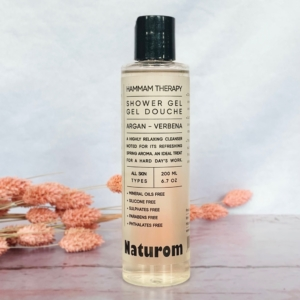 Shower gel, verbena - Hammam therapy