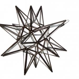 Stjernelampe - Stor Model. Dia.50 cm