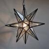 Stjerne Lampe - Stor Model. Dia 60 cm