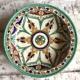 Marokkansk keramikfad 25 cm i dia - Bethany